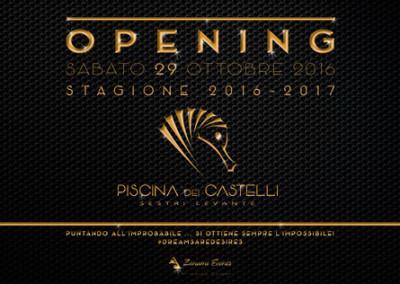 Piscina dei Castelli – 29/10/16 FB cover